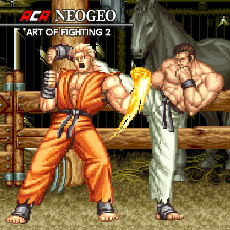 Art of Fighting 2 – Strappiamo magliette anche su Switch