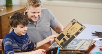 Nintendo Labo: Ecco i prezzi dei kit