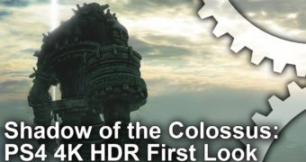 Shadow of the Colossus – Video gameplay