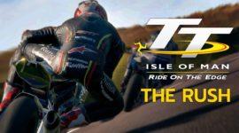 TT Isle of Man – The Rush Trailer