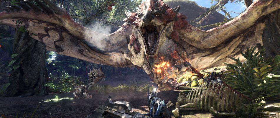 Monster Hunter World – Un nuovo inizio per conquistare più fan