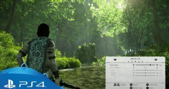 Shadow of the Colossus – Photo Mode in video