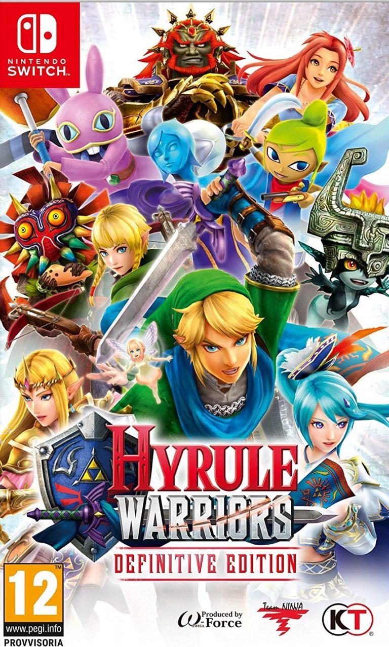 Hyrule Warriors Definitive Edition – La recensione della versione Switch