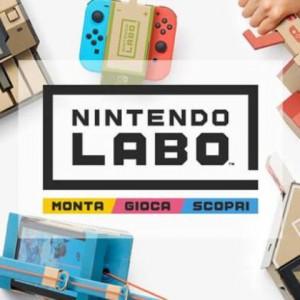 Nintendo Labo – La recensione di un cartongioco?