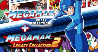 Mega Man Legacy Collection 1 + 2 il 22 maggio su Switch