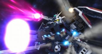SD Gundam G Generation Genesis in video