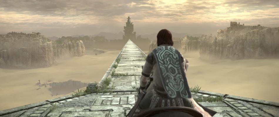 Shadow of the Colossus – Quando il videogioco diventa arte