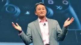 Kaz Hirai non sarà più il CEO di Sony