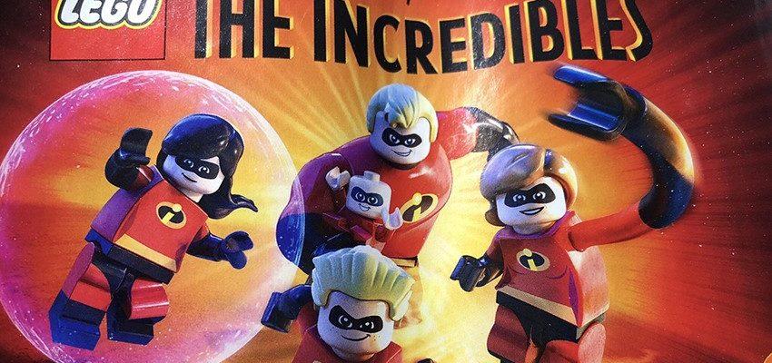 LEGO Gli Incredibili Ecco il nuovissimo trailer del gameplay