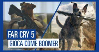 Far Cry 5 – Gioca come Boomer