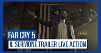Far Cry 5: Nuovo video live action