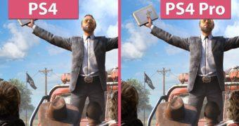 Far Cry 5 a confronto in un video PS4 Pro contro PS4