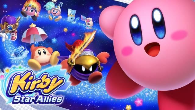 Kirby 64 arriverà su Kirby Star Allies per Switch