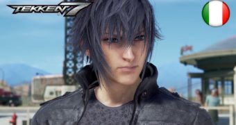 Tekken 7: Noctis in video