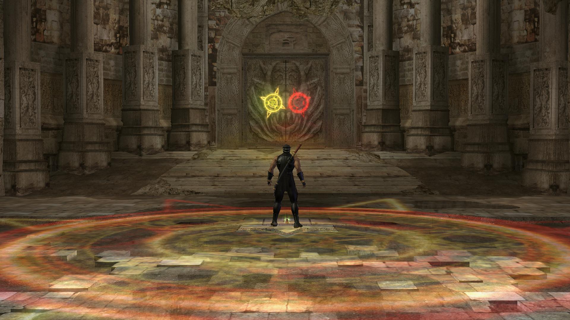 Retro - Ninja Gaiden Black