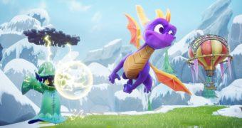 Immagini e info per Spyro Reignited Trilogy
