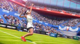 Tennis World Tour ci mostra la Carriera