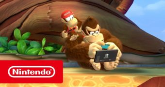 Donkey Kong Country: Tropical Freeze – Trailer