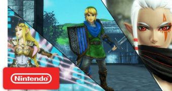 Nuovo video per Hyrule Warriors: Definitive Edition
