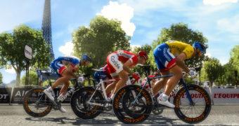 Tour de France 2018 mostra nuove immagini di gioco