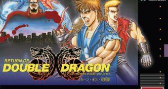 Return of Double Dragon in arrivo su SNES