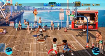 NBA Playgrounds 2 in un vdeo gameplay