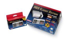 NES Mini torna nei negozi il 29 giugno