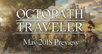 OCTOPATH TRAVELER – Cyrus e Ophilia