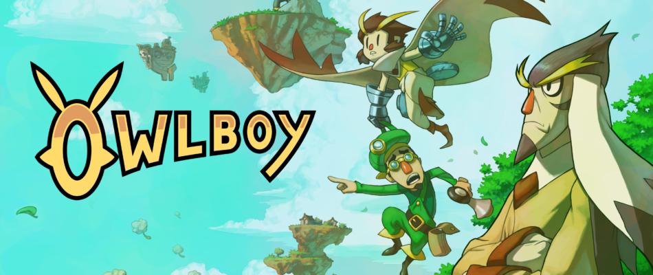Owlboy  – La recensione della versione Switch