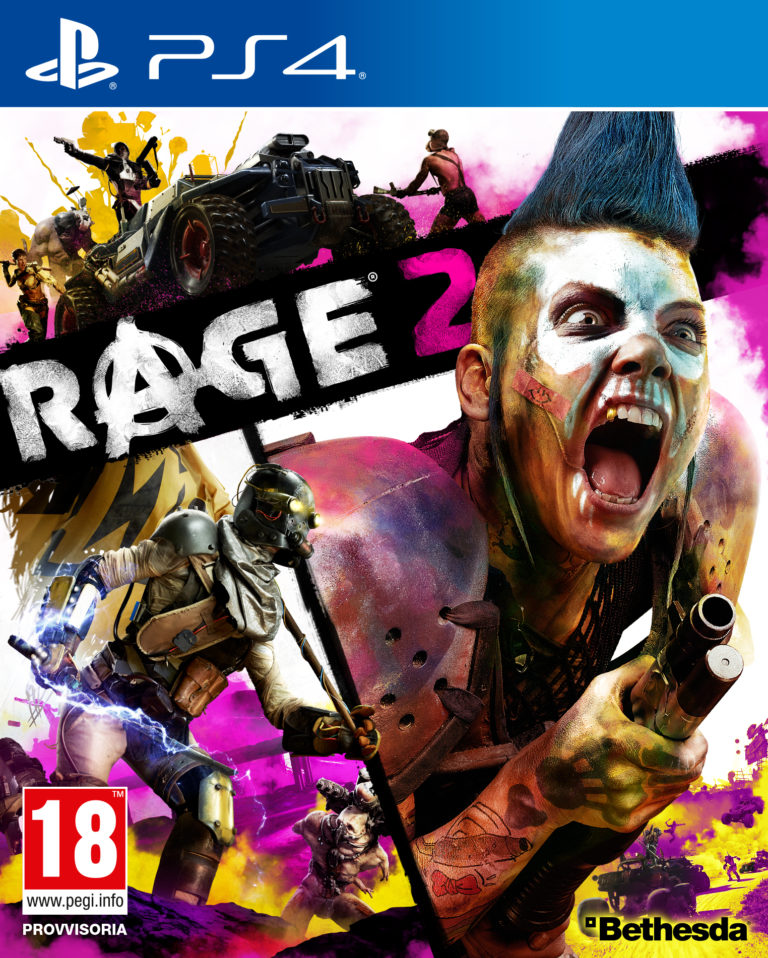 RAGE 2: Nuovo video di gameplay