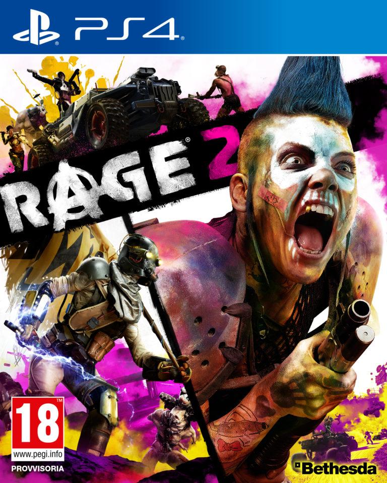Rage 2 ha una data di uscita