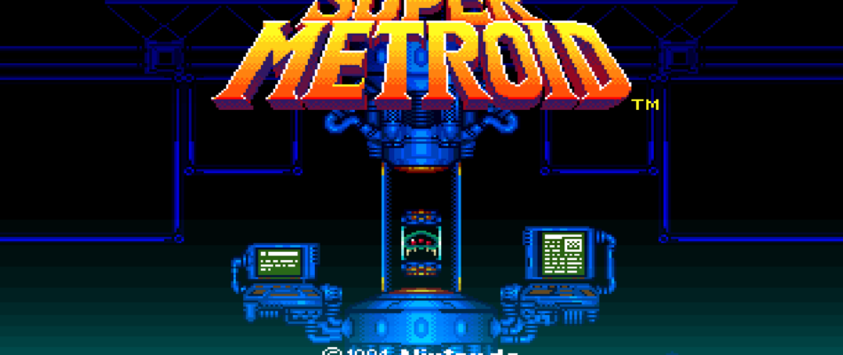 Retro Weekend: Super Metroid