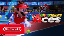 Mario Tennis Aces – Trailer di lancio