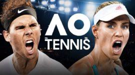 AO International Tennis – La recensione di un gioco sul tennis