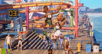 Nuovo trailer per NBA Playgrounds 2