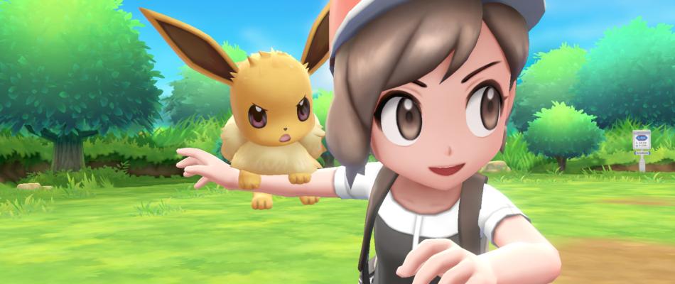 Tutto su Pokémon: Let's Go, Pikachu! e Pokémon: Let's Go, Eevee!