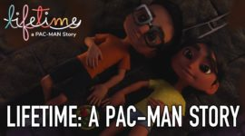 Un corto per Pac-Man che compie 38 anni