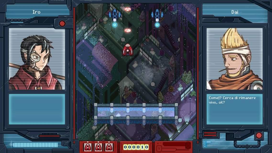 Iro Hero - Screenshot