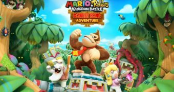 Donkey Kong Adventure per  Mario + Rabbids® Kingdom Battle