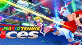 Rafael Nadal e Mario si incontrano nel nuovo trailer di Mario Tennis Aces per Nintendo Switch