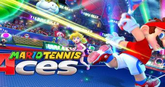 Arriva l'aggiornamento 1.2.0 per Mario Tennis Aces