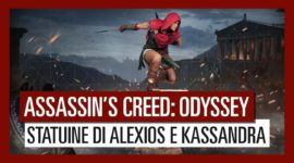 Assassin's Creed Odyssey – Trailer statuine