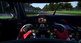 Assetto Corsa Competizione si mostra