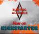 Al via la campagna Kickstarter di Burning Alliance