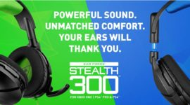 Turtle Beach annuncia le Recon 200 e le Stealth 300