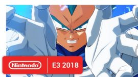 DragonBall FighterZ – Trailer per Switch