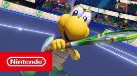 Mario Tennis Aces – Video per Koopa