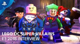 LEGO DC Super-Villains – Crea il tuo personaggio
