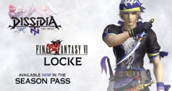 Dissidia Final Fantasy NT: Arriva Locke