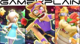 Mario Tennis Aces – Video colpi speciale